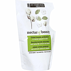 Rezerva sapun lichid, Les Cosmetiques, bumbac, 250 ml