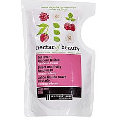 Rezerva sapun lichid, Les Cosmetiques, zmeura, 250 ml