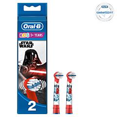 Rezerva periuta de dinti electrica pentru copii Oral-B Star Wars 2 buc
