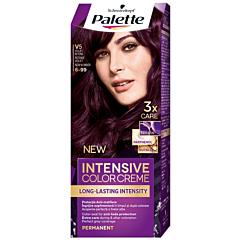 Vopsea de par permanenta Palette Intensive Color Cream V5 Violet Intens