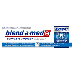 Pasta de dinti Complete Protect Expert Professional Protection Blend-a-med 75ml