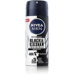 Deodorant spray Nivea Black&White 100ml
