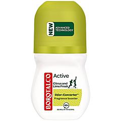 Deodorant roll-on Borotalco Active Green 50ml