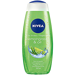 Gel de dus Nivea Lemongrass & Oil 500ml