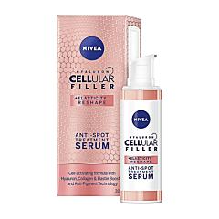 Tratament Nivea Hyaluron Cellular Filler + Elasticitate Impotriva Petelor Pigmentare, 30 ml