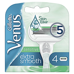 Rezerve aparat de ras Gillette Venus Smooth Sensitive, 4 buc