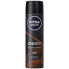 Deodorant spray pentru barbati Nivea Men Deep Expresso 150ml