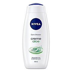 Gel de dus Nivea Creme Aloe 500ml