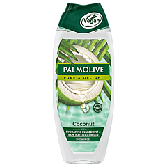 Gel de dus Palmolive Naturals Pure Coconut 500ml