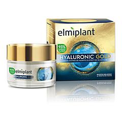 Crema de noapte Hyaluronic Gold Elmiplant 50ml
