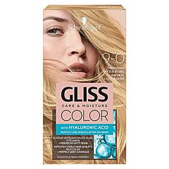 Vopsea de par Schwarzkopf Gliss Color 9-0 Blond Deschis Natural, 142ml
