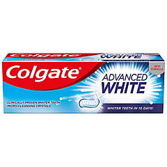 Pasta de dinti, Colgate Advanced White, 50ml