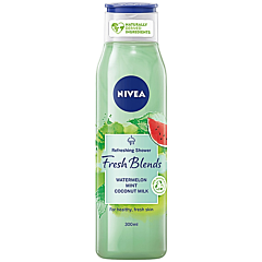 Gel de dus cu pepene rosu, cocos si menta Nivea Fresh Blends 300ml