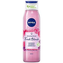 Gel de dus cu fructe de padure Nivea Fresh Blends 300ml