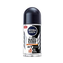 Deodorant roll-on Nivea Men Black&White Invisible Ultimate Impact, 50ml
