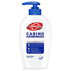 Sapunul lichid antibacterian, Lifebuoy Mild Care, 250 ml
