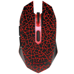 Mouse gaming GM205 Xtrike Me, 3200 DPI, 6 butoane