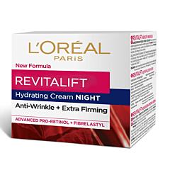 Crema de noapte antirid Revitalift L'Oreal, 50 ml