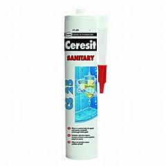 Ceresit silicon sanitar transparent 280 ml