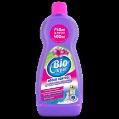 Sampon pentru covoare Biocarpet Odour Control, 750 ml