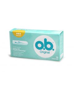 Tampoane OB Original Normal, 16 buc