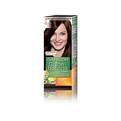 Vopsea de par permanenta, Garnier Color Naturals, 4 Saten, 110 ml