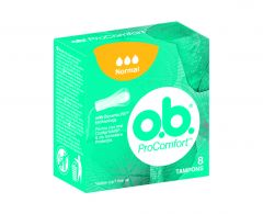 Tampoane OB Procomfort Normal, 8 buc