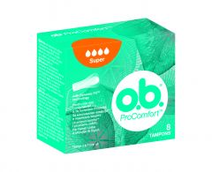 Tampoane OB Procomfort Super, 8 buc