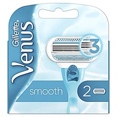 Rezerve aparat de ras Gillette Venus Smooth, 2 bucati