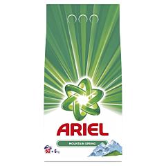 Detergent automat pudra Ariel Mountain Spring 60 spalari, 6 kg