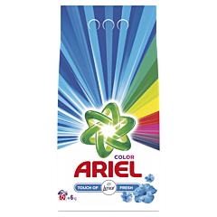 Detergent automat Ariel Lenor Fresh 6kg
