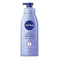 Lapte de corp Nivea Smooth Sensation, 400 ml