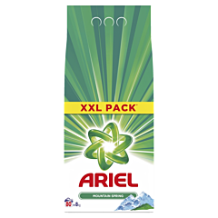 Detergent automat pudra Ariel Mountain Spring 80 spalari, 8 kg