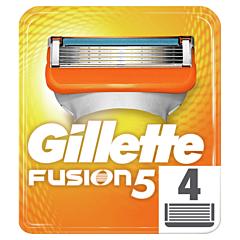Rezerve aparat de ras Gillette Fusion Manual, 4 buc