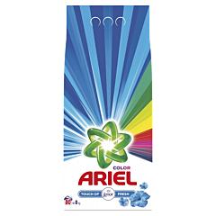 Detergent automat pudra Ariel Touch of Lenor Fesh 80 spalari, 8 kg