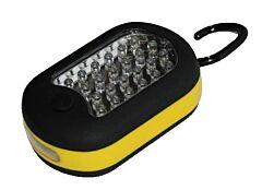 Lampa de lucru Kuper 24+3 LED-uri, Kuper