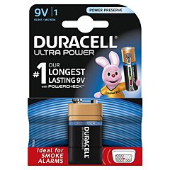 Baterie Ultra Power 6LR61, Duracell