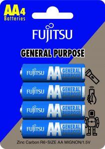 Set 4 baterii AA CZ R6/4A, Fujitsu