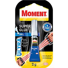 Moment Super Glue gel