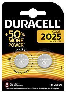 Set x 2 baterii DL/CR 2025, Duracell