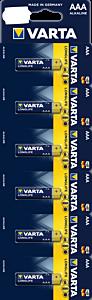 Baterie Varta Longlife AAA