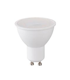 Bec LED EVO Spot Total Green, 6W, soclu GU10, 3000K