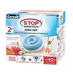 Rezerva Ceresit Aero 360 Aromateraphy, fructe energizante