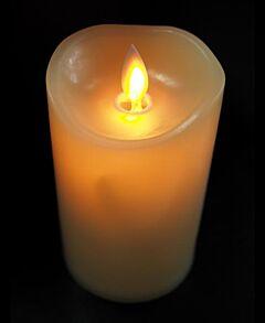 Candela LED 12 cm lumina ambientala