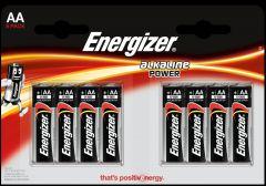 Set x 8 baterii Energizer Alkaline Power E91 LR6
