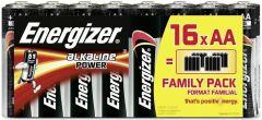 Set x 16 baterii Energizer Alkaline Power E91 LR6