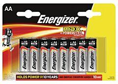 Baterie alcalina Energizer R6, 12 la pret de 8