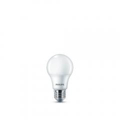 Bec led lumina alba rece echivalent 50W E27 Philips