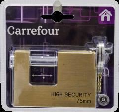 Lacat securitate 75 mm