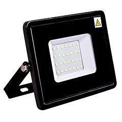 Proiector SMD slim LED 10W, negru, Novelite